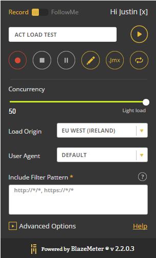 BlazeMeter_Panel